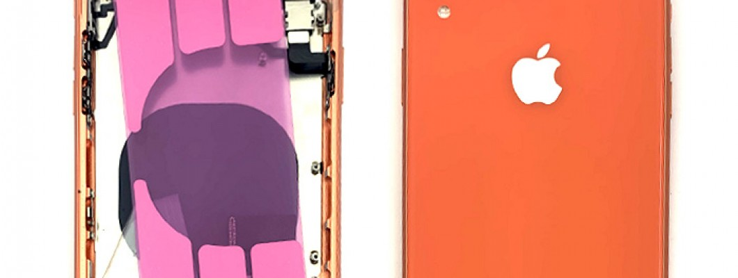 iPhone XR Back Housing In All Colours