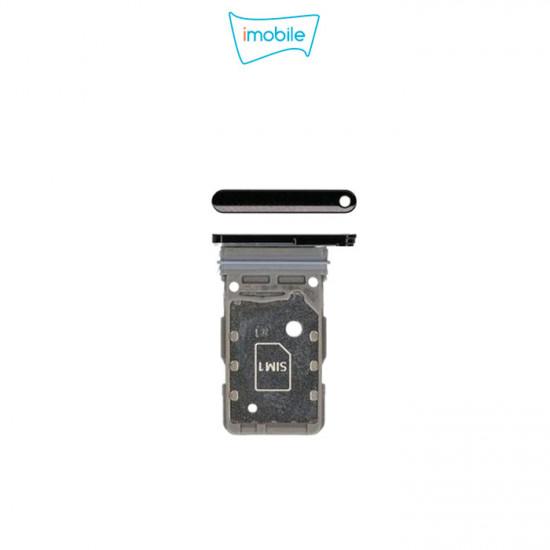 Samsung Galaxy S21 Plus / S21 Ultra (G996 G998) Sim Tray [Black]