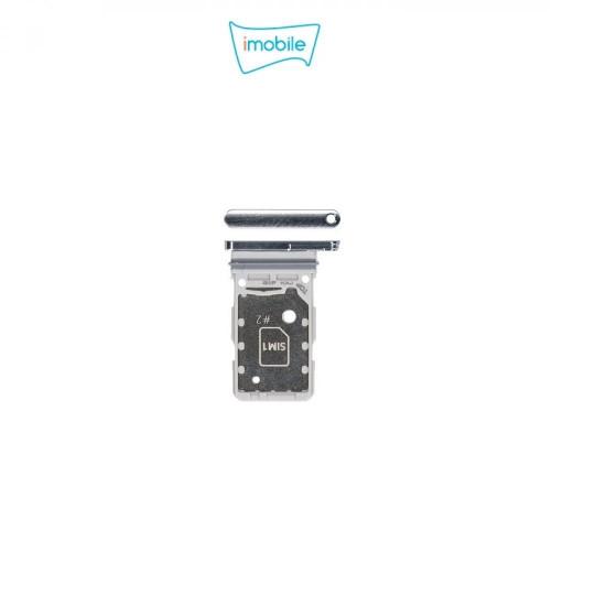 Samsung Galaxy S21 Plus / S21 Ultra (G996 G998) Sim Tray [Silver]