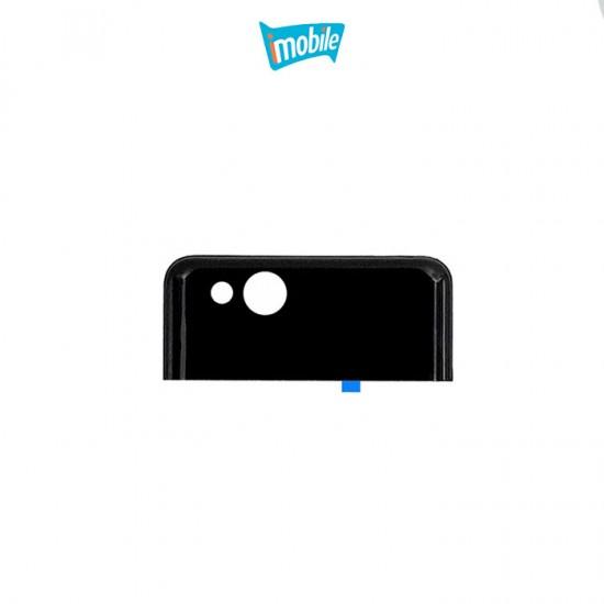 (4212) Google Pixel 2 Back Glass [Black]