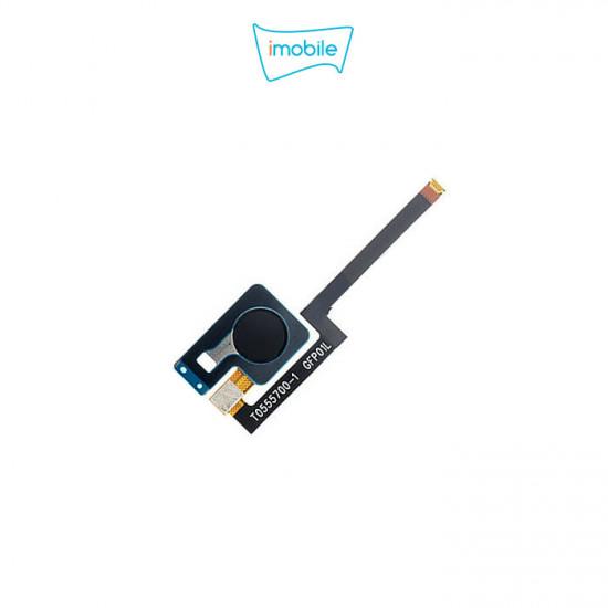 (5240) Google Pixel 3 XL Finger Print Scanner Flex [Black]