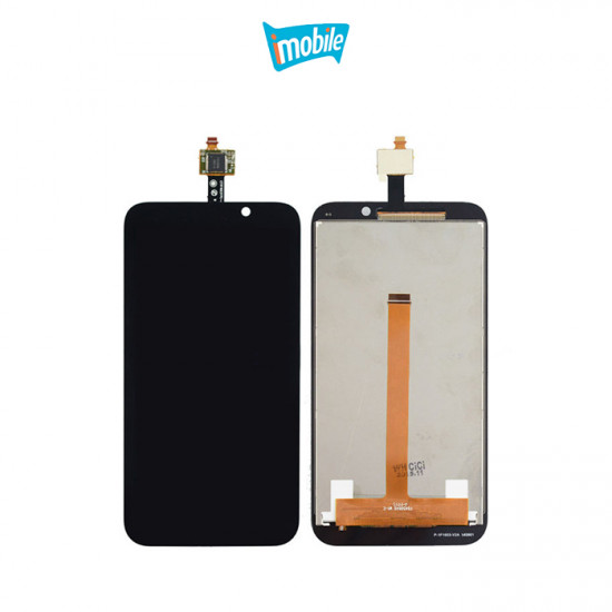 (2460) HTC Desire 320 Compatible LCD Touch Digitizer Screen Black