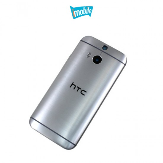 (a243) HTC One M8 Back Housing Grey