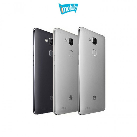 (1885) Huawei Ascend Mate 7 Back Cover Grey