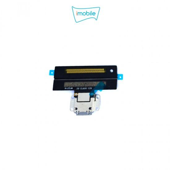 (7154) iPad Air 3 Compatible Charging Port Flex [Black]