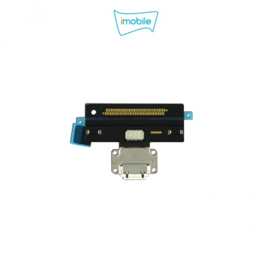 (7153) iPad Air 3 Compatible Charging Port Flex [White]