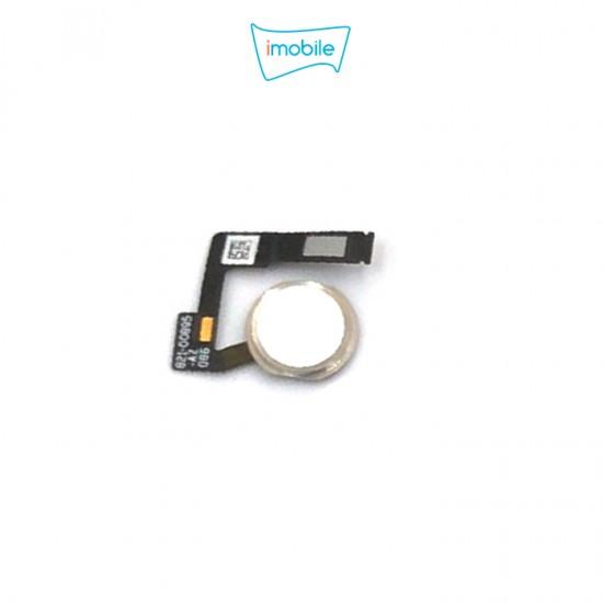 (6705) iPad Air 3 / iPad Pro 10.5 Compatible Home Button [Silver]