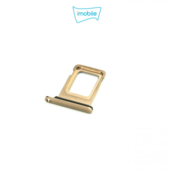 (6260) iPhone 11 Pro / 11 Pro Max Compatible Sim Tray [Gold]