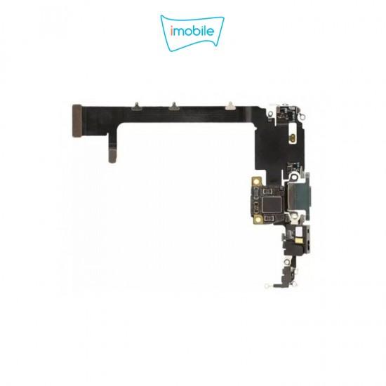 (6784) iPhone 11 Pro Max Compatible Charging Port Flex Cable [Space Grey] Original