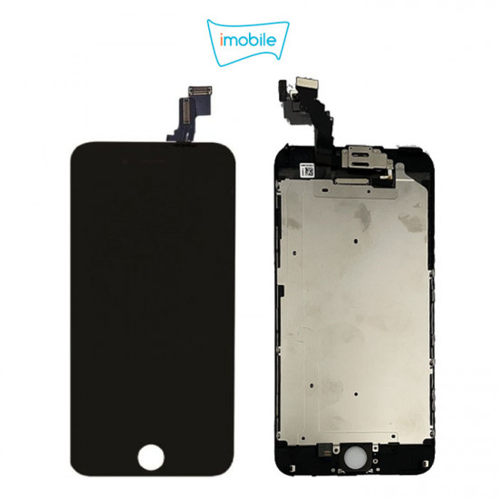 (6859) iPhone 6S Plus Compatible LCD Touch Digitizer Screen [IMB With Small Parts] [Black]