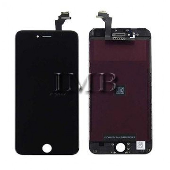 (a381) iPhone 6 Plus Compatible LCD Touch Digitizer Screen [Black] Aftermarket