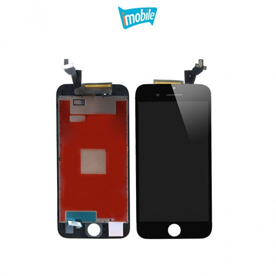 (a433) iPhone 6S Plus Compatible LCD Touch Digitizer Screen Refurbished AAA [Black]