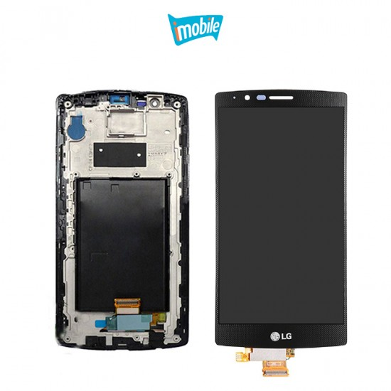 (a911) LG G4 LCD Digitizer Assembly with Frame
