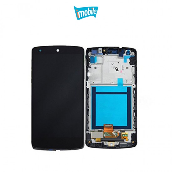 (a999) LG Nexus 5 820 LCD Aseembly with Frame