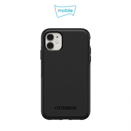 (7163) OtterBox Symmerty Case for iPhone 11 Pro Max [Black]