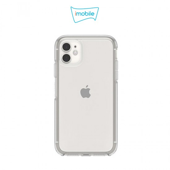 (7162) OtterBox Symmerty Case for iPhone 11 Pro Max [Clear]