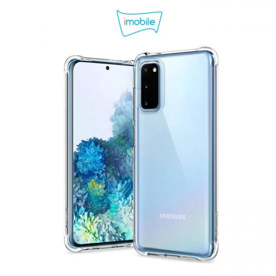 (6216) Reinforced Clear Case, Samsung Galaxy S20 Plus