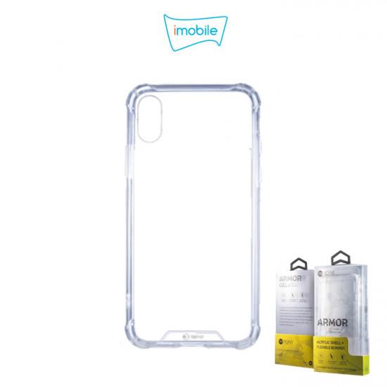 (6219) Roar Reinforced Clear Case, Samsung Galaxy S20 Plus