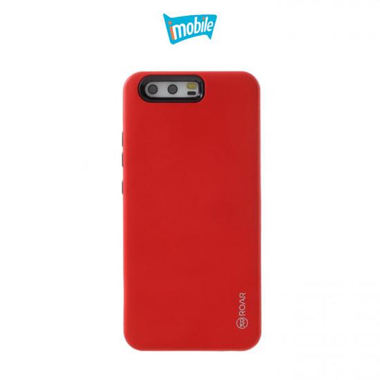 (5137) Roar Rico Mil Grade Hybrid Case for Galaxy S10 [Purple Blue Black Red]