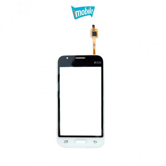 (2465) Samsung Galaxy j1 mini J105 Digitizer white [Include Adhesive]