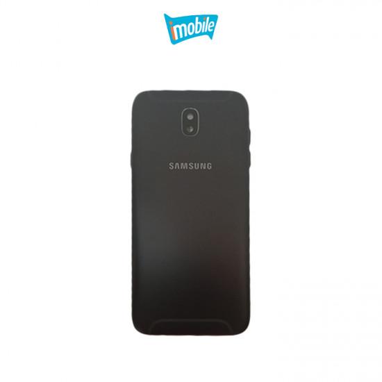 (3489) Samsung Galaxy J730 J7 Pro (2017) Back Cover Black