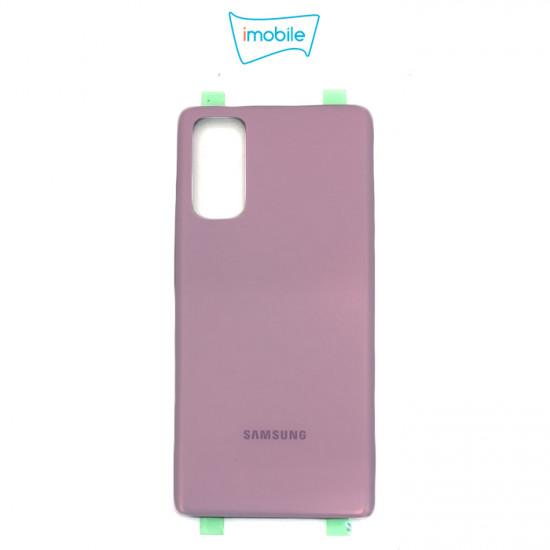 (7402) Samsung Galaxy S20 FE G781 Back Cover [High Quality no Lens] [Cloud Lavender]