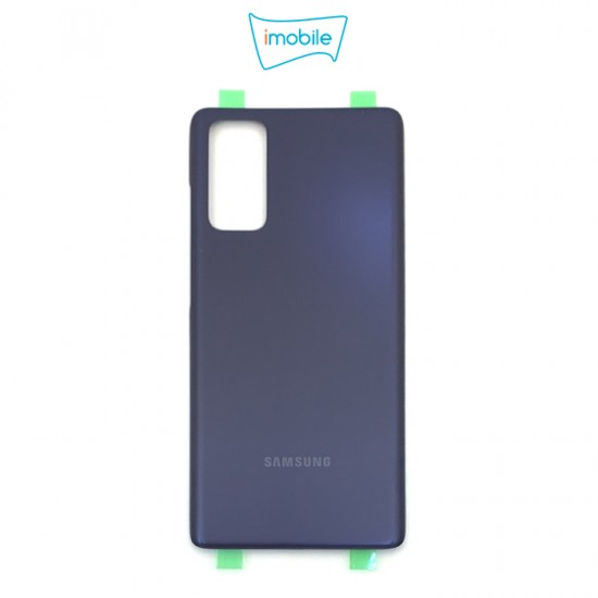 (7404) Samsung Galaxy S20 FE G781 Back Cover [High Quality no Lens] [Cloud Navy]