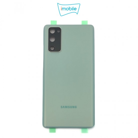 (7434) Samsung Galaxy S20 FE G781 Back Cover [High Quality with Lens] [Cloud Mint]