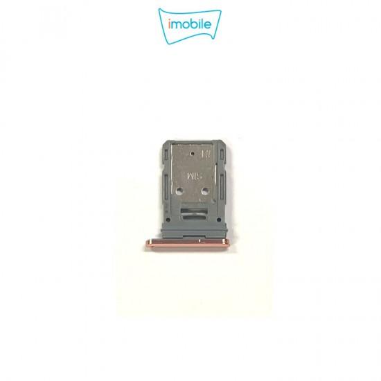 (7555) Samsung Galaxy S20 FE Sim Tray [Orange]