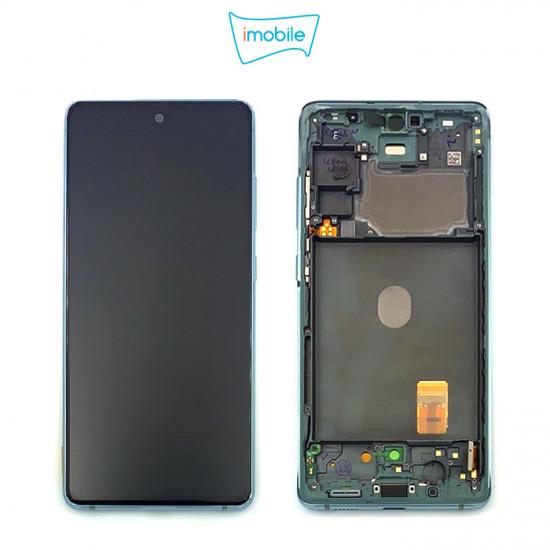 (7300) Samsung Galaxy S20 FE SM-G781B LCD Touch Digitizer Screen [Cloud Mint] Service Pack