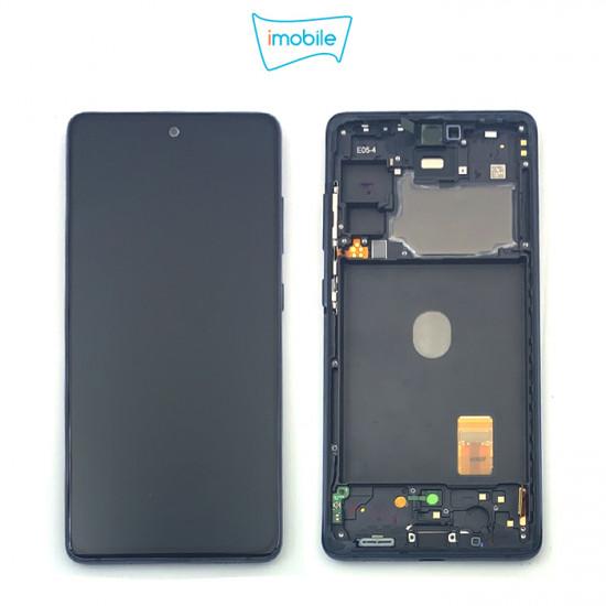 (7297) Samsung Galaxy S20 FE SM-G781B LCD Touch Digitizer Screen [Cloud Navy] Service Pack