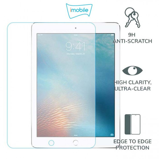(2276) For iPad Air 2 Tempered Glass