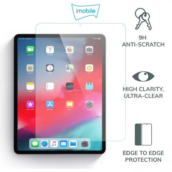 (4911) iPad Pro 11  (1st GEN, 2018) / iPad Pro 11  (2nd GEN, 2020) Compatible Tempered Glass